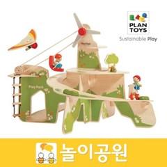 플랜토이즈 원목교구 가상놀이 놀이 공원 6263_(1560839)