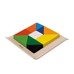 플랜토이즈 원목교구 학습완구 사각 퍼즐 놀이 5649_(1560864)
