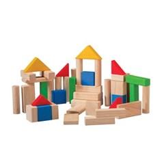 플랜토이즈 원목교구 학습완구 빌딩 놀이 5535_(1560876)