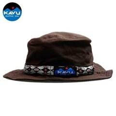 스트랩버킷 모자 - Chocolate_(1683592)