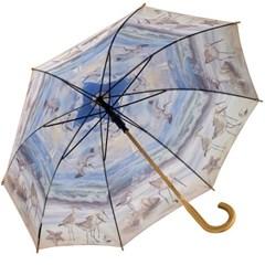 패러다이스 비치 - 원목 자동장우산