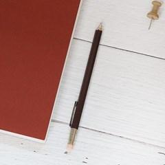 미니 나무 샤프 0.5mm_(1204259)