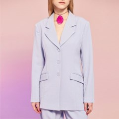 Minimal Jacket in Sky Blue