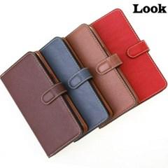 룩 갤럭시S10/S10플러스/S10E 다코타워싱 월렛 지갑형 핸드폰케이스