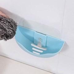 반달 기본형 물빠짐 비누홀더 1개(랜덤)