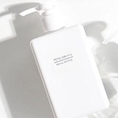 욕실 샴푸 디스펜서 ( 공병 리필용기 ) 450ML_(1223028)