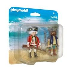 플레이모빌 듀오팩-해군과 해적(9446)
