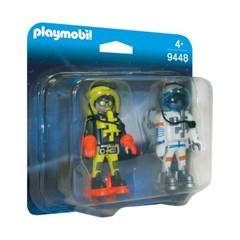 플레이모빌 듀오팩-우주비행사(9448)