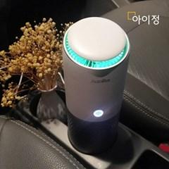 아이정 미니 차량용 공기청정기 차량용품