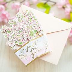 디원 벚꽃 바구니(YD27)