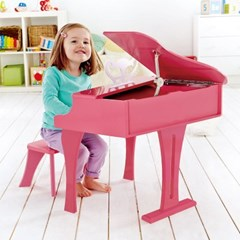 [하페]그랜드피아노(핑크)