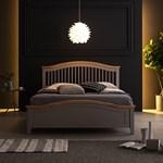 SB187-Q 프랜치 시리즈 원목 퀸 침대