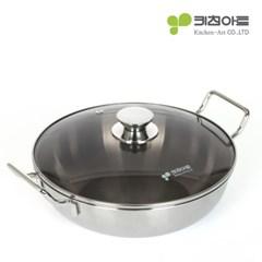 키친아트 일품 궁중전골 냄비 24cm