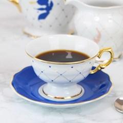 [크리스토프바벨]서커스 커피잔&소서200ml(2color)