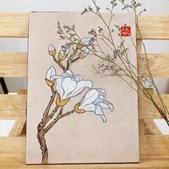 [텐텐클래스] (고양) 따뜻한 우리그림 그리기, 민화 4주입문반