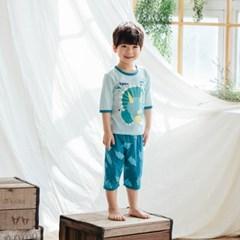 드리밍다이노 아동 7부 실내복