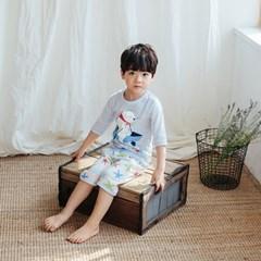 뱃사공베어 아동 7부 실내복