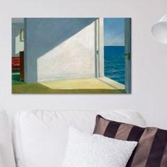 인테리어소품 명화 캔버스액자 에드워드호퍼 rooms by the sea