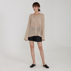 wearable cardigan knit (3colors)_(1227131)