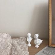 그리스 조각상 빈티지 실내 인테리어 소품