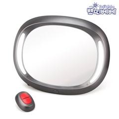 [쁘띠베베] 카시트 후방거울 LED 디럭스