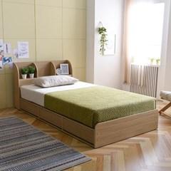 푸로 헤드 수납형 서랍 침대 슈퍼싱글SS_(1082866)