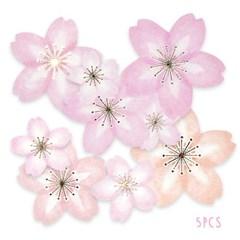 디원 벚꽃스티커 미니 (YD18)