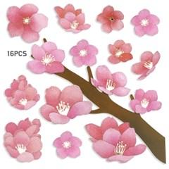 디원 벚꽃나무 진핑크(JD12)