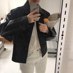 아인트 레더 자켓