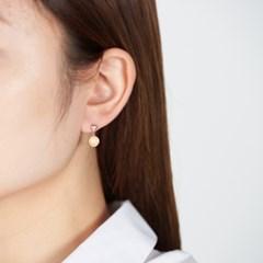 심플 스와로브 귀걸이