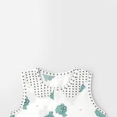 [메르베] 브로콜리 아기수면조끼_여름용_(1226491)