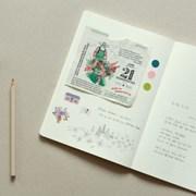 Deco sticker (color) - 12mm