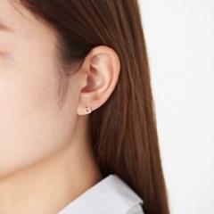 사각 큐빅 4set 귀걸이
