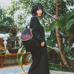 Sicily Backpack (black)