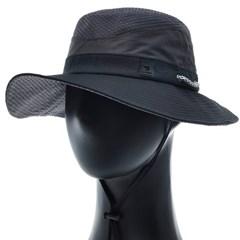 [더그레이]GCO06.펀칭배색 메쉬 낚시 등산 캠핑 모자