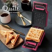 일본 가전 레꼴뜨 샌드위치메이커 하트
