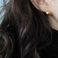매트 골드문 귀걸이