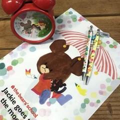 [일본] 베어스쿨 클리어화일(791621)