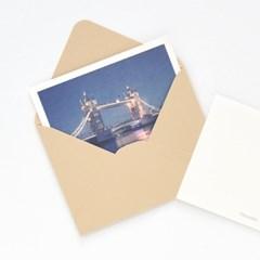 메세지 카드 - 런던