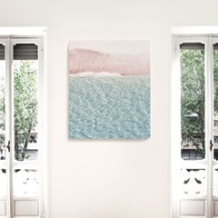 캔버스 바다 풍경 인테리어 그림 카페 감성 액자 파도