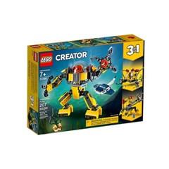 [레고 크리에이터] 31090 수중 로봇