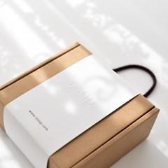 이즈솝 아로마 거품입욕제 4구 선물세트