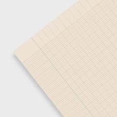 Line graph pad_Brown