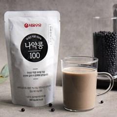 [서울우유] 전통맷돌방식 국내산 나약콩100 190mlX20포