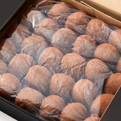 [행복담은식탁] 달콤한 초콜릿앙금 초콜릿찰떡 1.8kg (60gx30알)