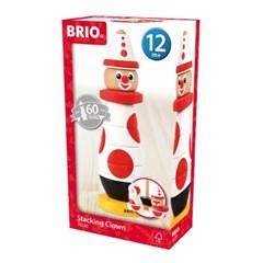 브리오 60주년 기념 피에로 쌓기 놀이-30230