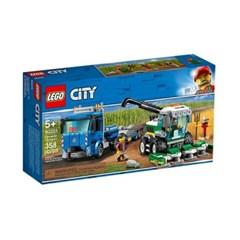 [레고 시티] 60223 추수기 운송트럭