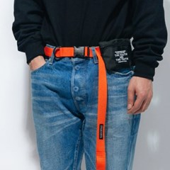 ASSEMBLY BELT POUCH-ORANGE