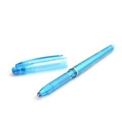 프릭션 포인트04 젤잉크펜-0.4mm–클리어 블루
