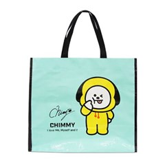 BT21 CHIMMY 치미 타포린백